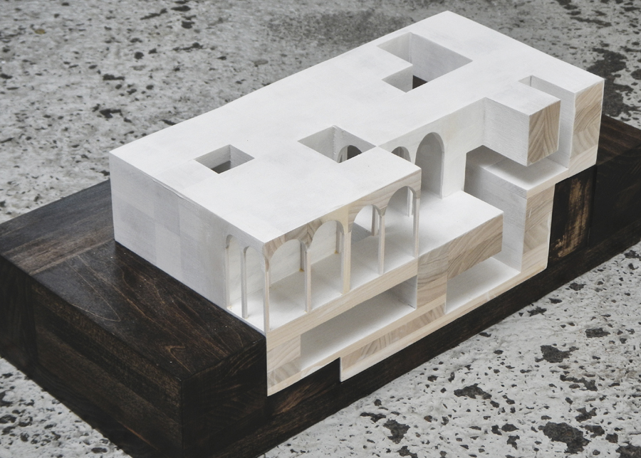 Andrew Wagner, Forgotten context (fonte: modelarchitecture.tumblr.com)
