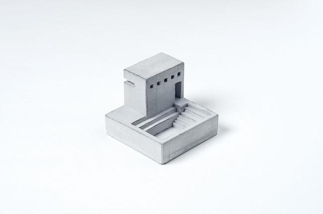 Material immaterial (fonte: modelarchitecture.tumblr.com)