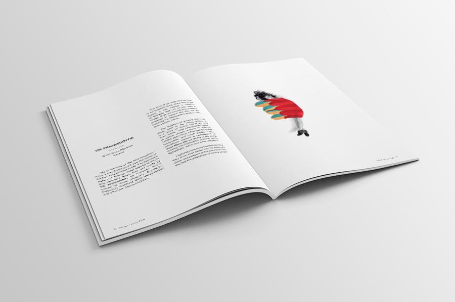Il prototipo del n°0 di Polpettas on Paper