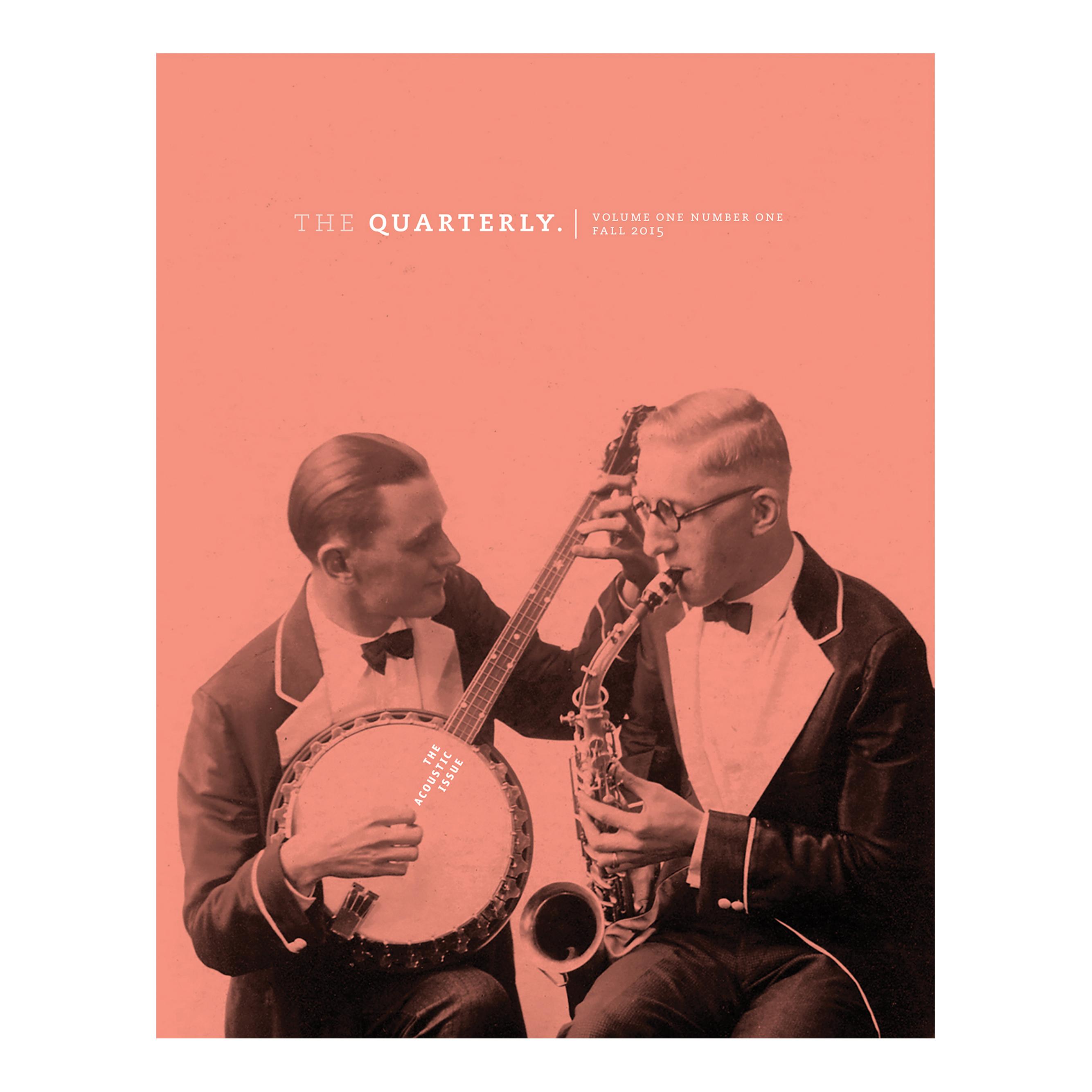 The Quarterly #1