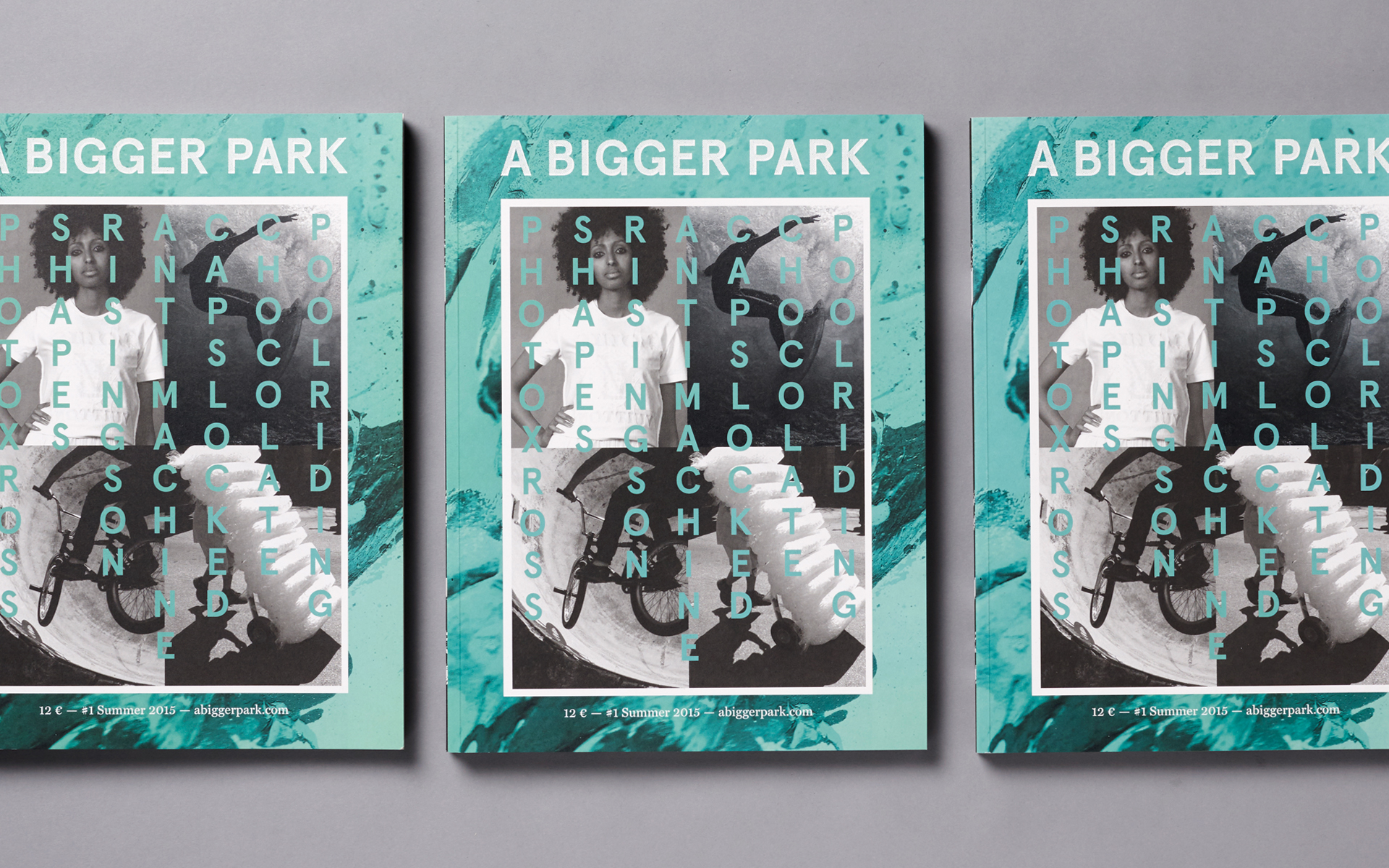 A Bigger Park #1 (foto: C100 studio)