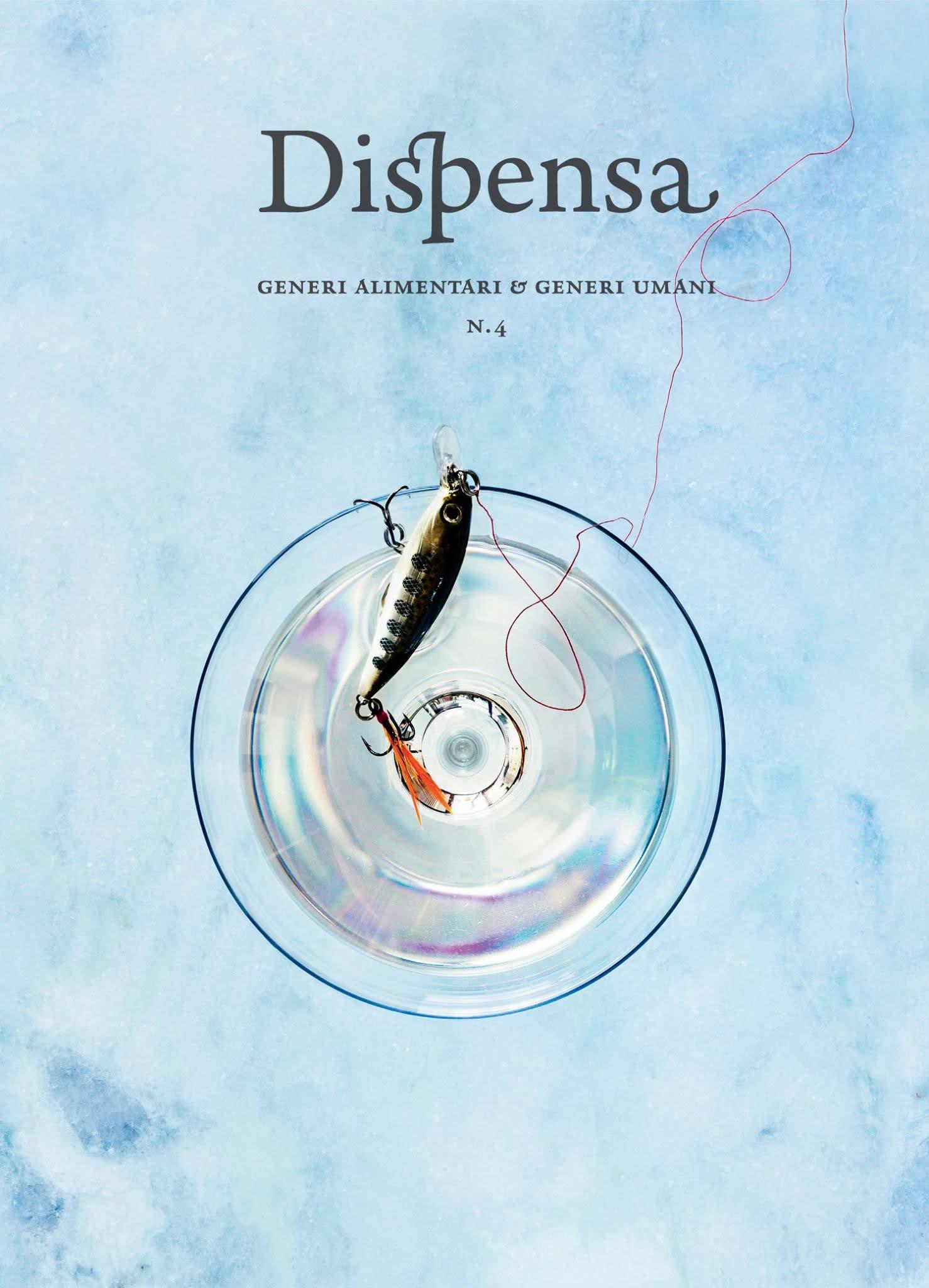 Dispensa #4 la foto di copertina è di Lea Anouchinsky
