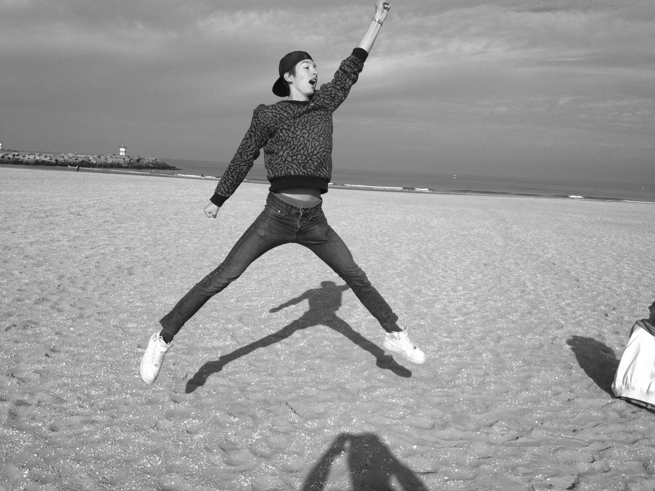 Air Jordan — by Sam Skolnik