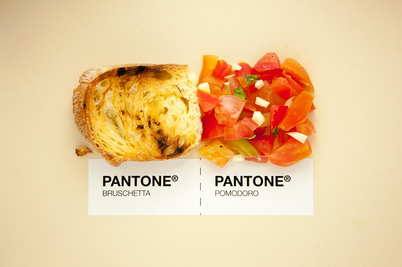 "Georgia Calderone, Alessio Varvarà, ""Sicilian food as Pantone"", 2015"