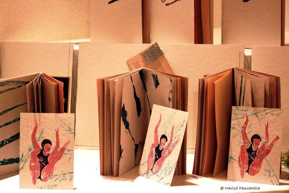 Marta Iorio, libri e quaderni realizzati in collaborazione con Edizioni Precarie di Palermo