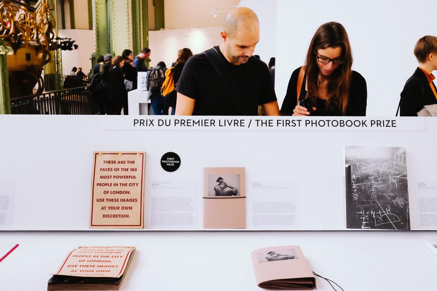 Paris Photo 2015, Photobook Awards