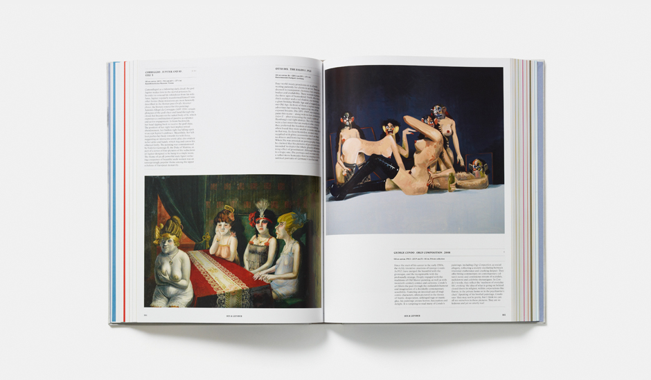 """Body of art"", Phaidon 2015"
