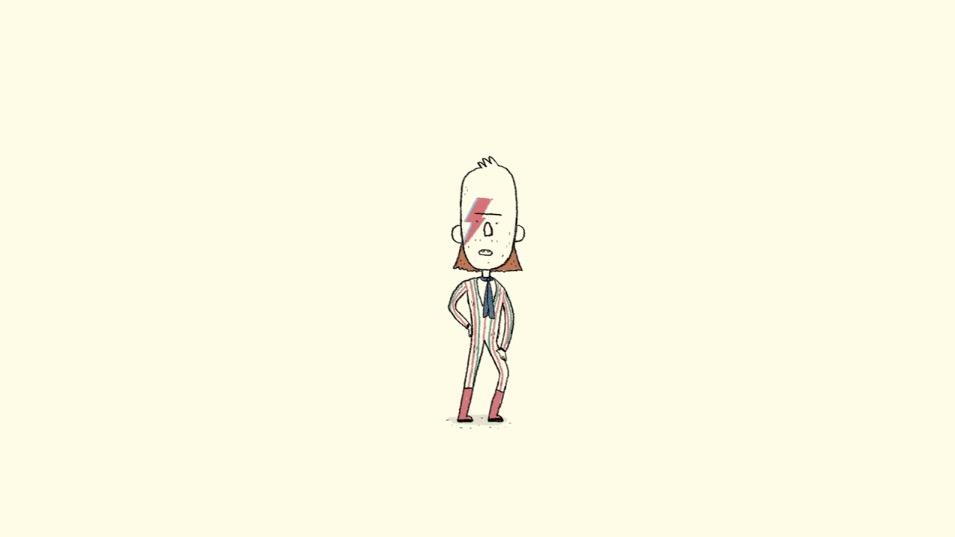 Un video d'animazione dedicato a chi non si piace