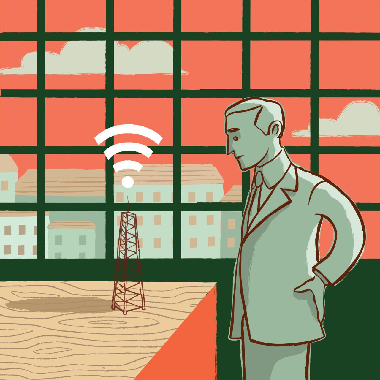 1901, Guglielmo Marconi sviluppa, dimostra e mette in commercio il primo telegrafo senza fili (© Nicola Ferrarese)