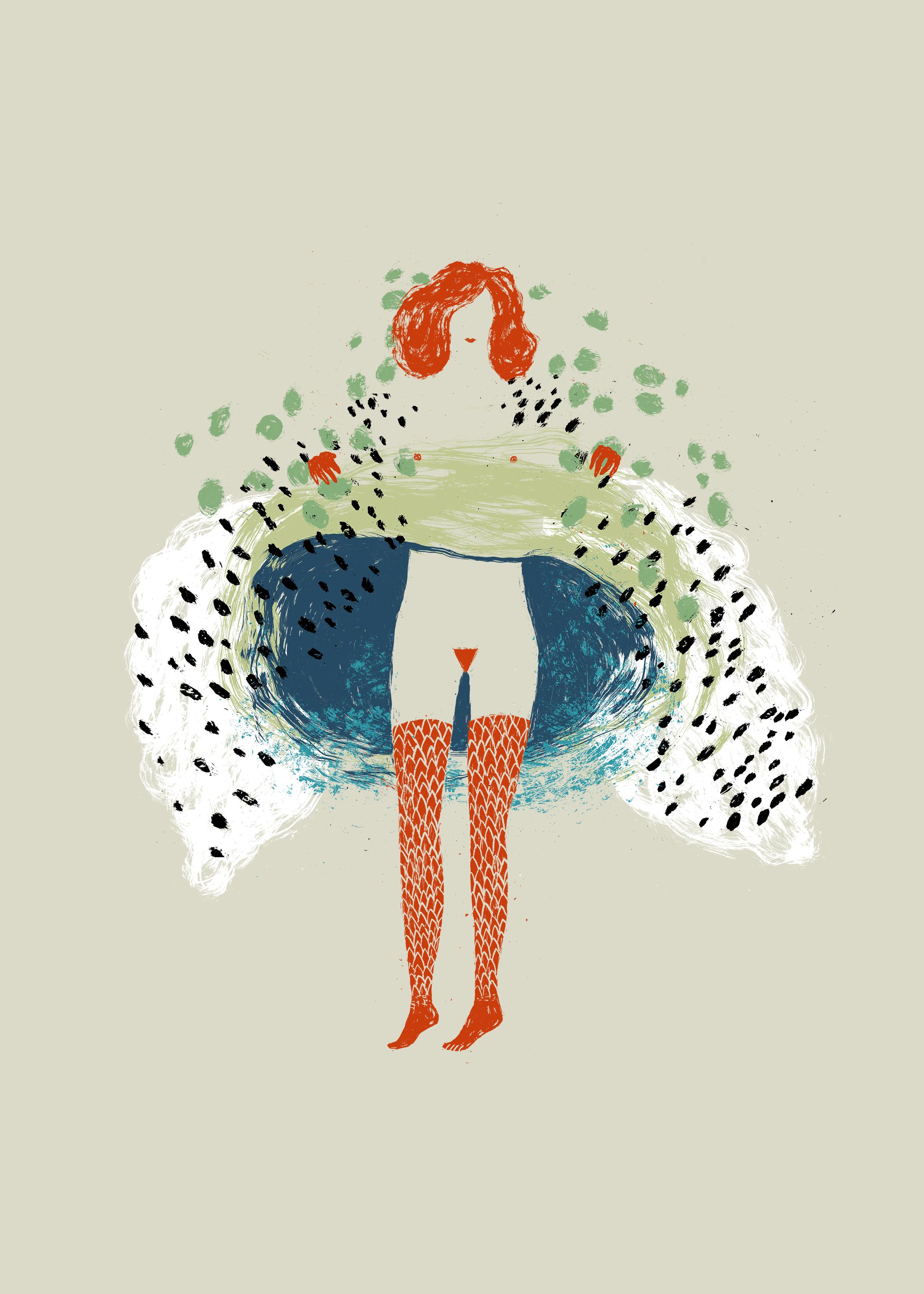"Elisa Talentino, ""Peacock island"""