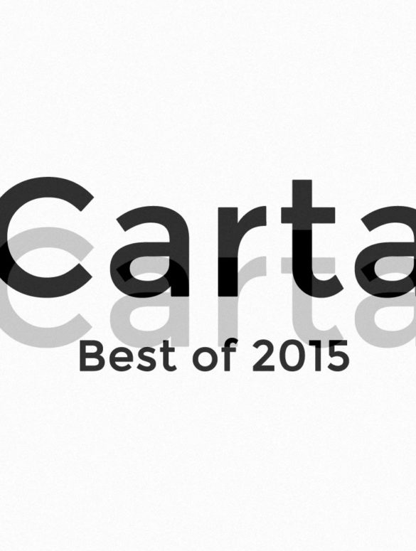 best of 2015 carta