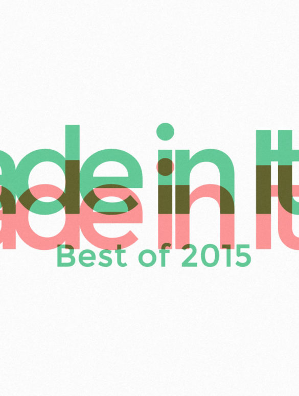 best of 2015 made in italy
