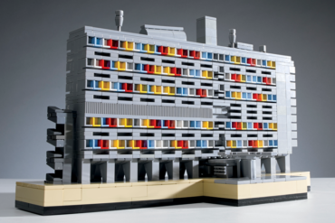 the lego architect 1