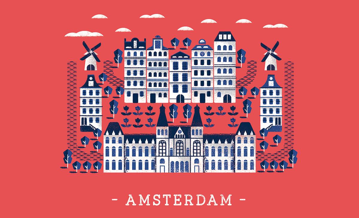 daniele_simonelli_cities_of_the_world_amsterdam