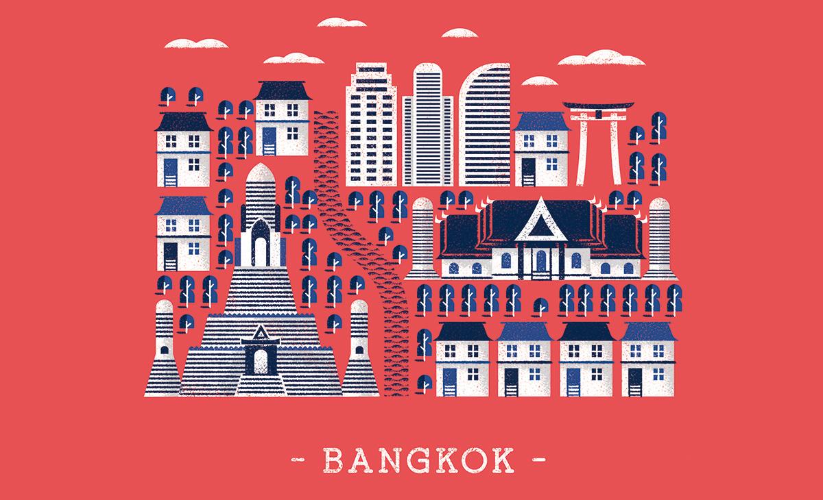daniele_simonelli_cities_of_the_world_bangkok