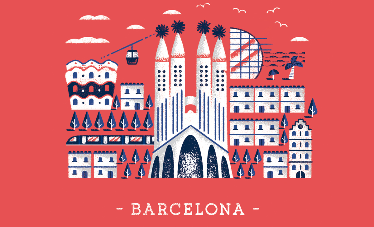 daniele_simonelli_cities_of_the_world_barcelona