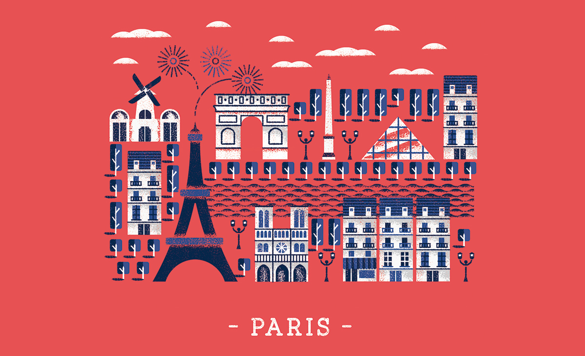 daniele_simonelli_cities_of_the_world_paris