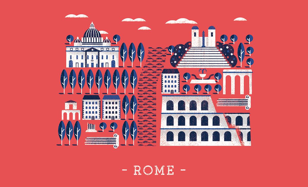 daniele_simonelli_cities_of_the_world_rome