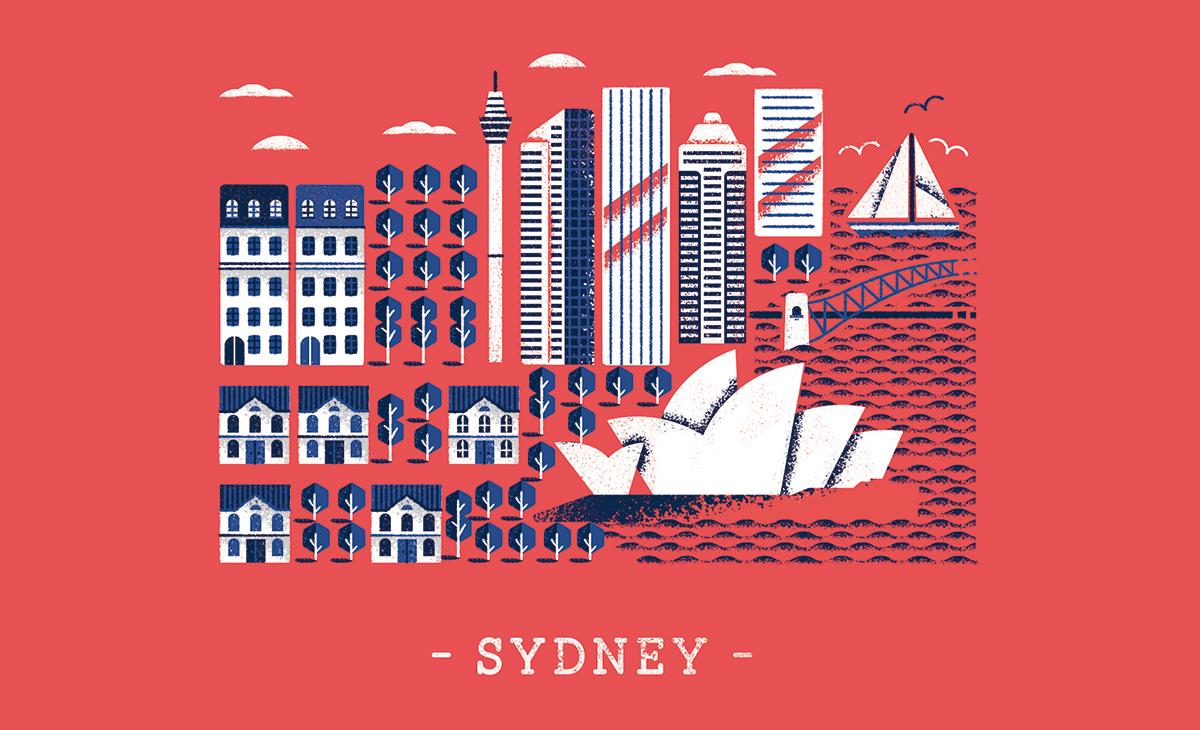 daniele_simonelli_cities_of_the_world_sydney