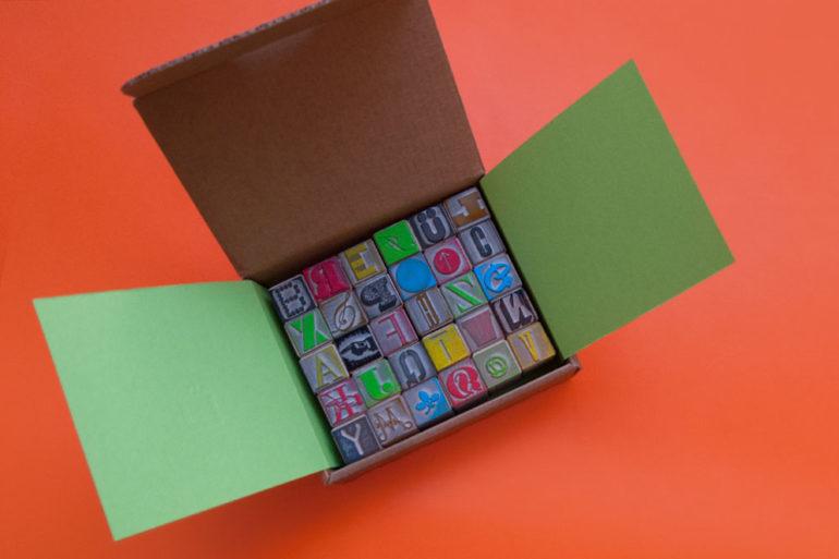 designer stamp set 1