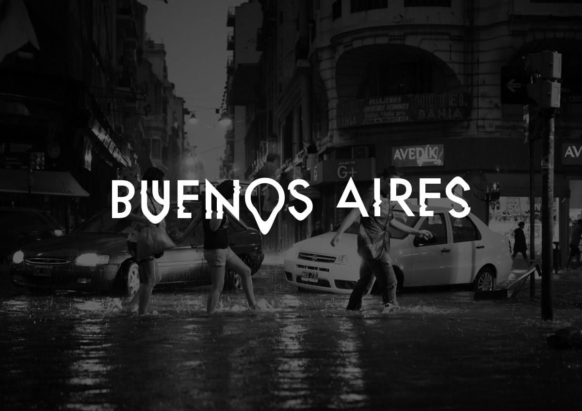 Buenos Aires - designer: Los Caballos