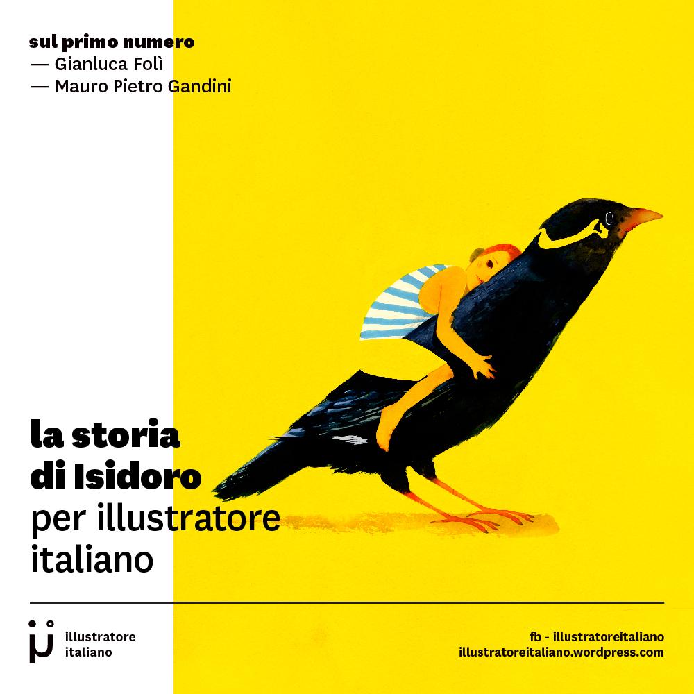 """(per gentile concessione di """"Illustratore Italiano"""")"""