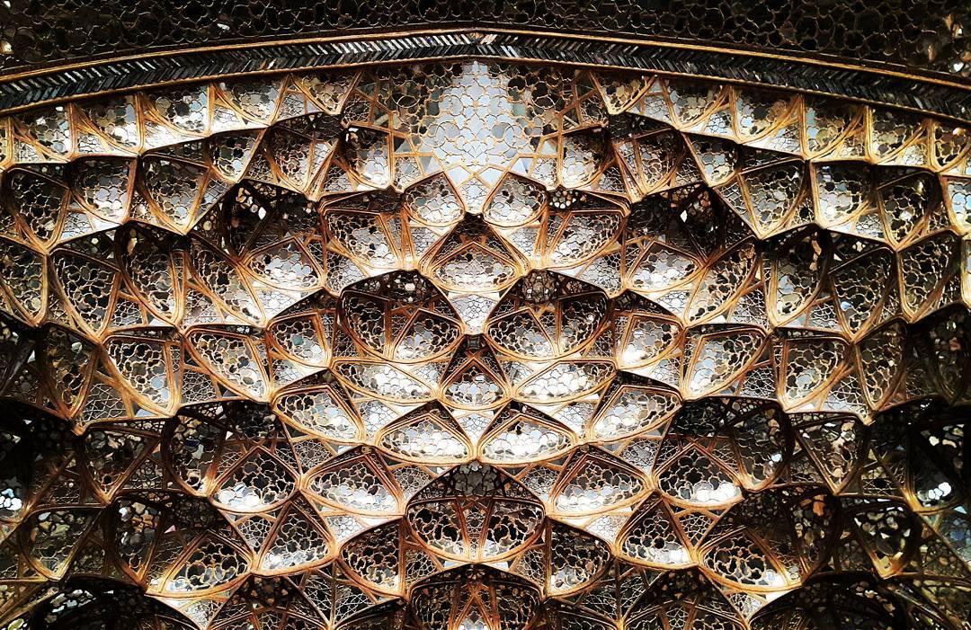 Palazzo Chehel-soton, Esfahan, Iran (foto: @m1rasoulifard)