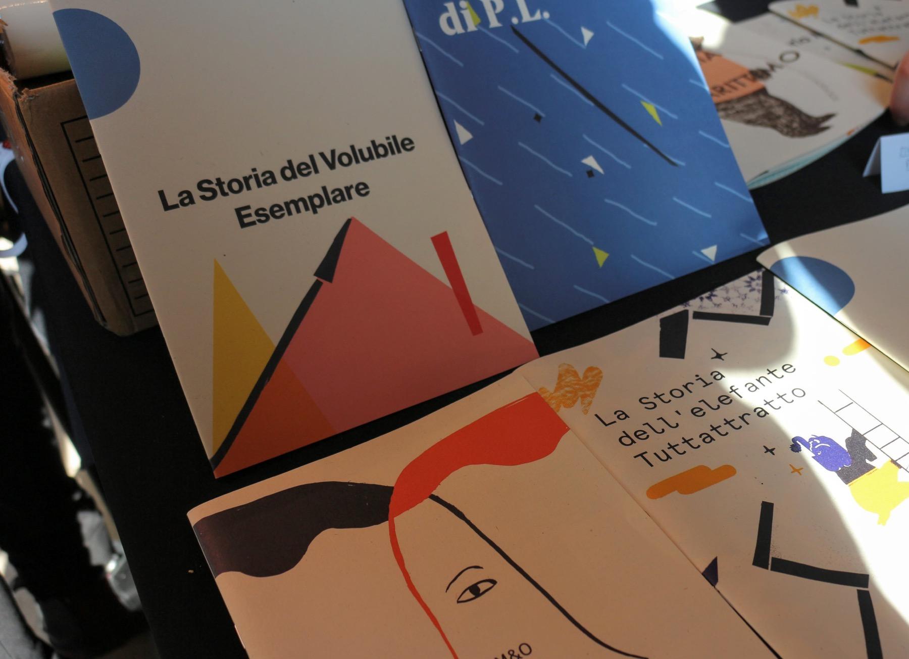 """Le """"Storie da non raccontare"""" presentate durante la quarta edizione di Fruit Exhibition (foto: Frizzifrizzi)"""