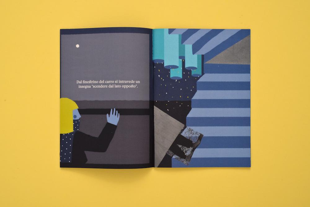 """""""La Storia di P. L."""", scritta da Lara Caputo e illustrata da Matteo Signorelli"""