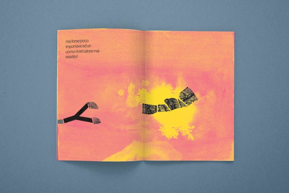 """""""La Storia mai scritta"""", scritta da Lara Caputo e illustrata da Cristiano Baricelli"""