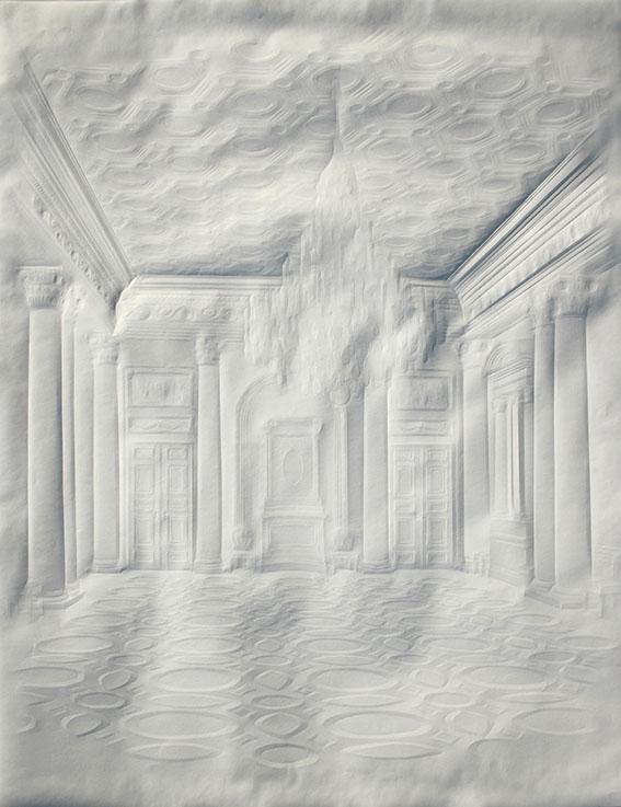 """dalla serie """"Berlin Stadtschloss"""", © Simon Schubert"""