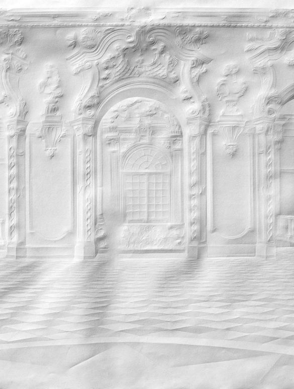 untitledgrand hall 70cm x 100cm 2013