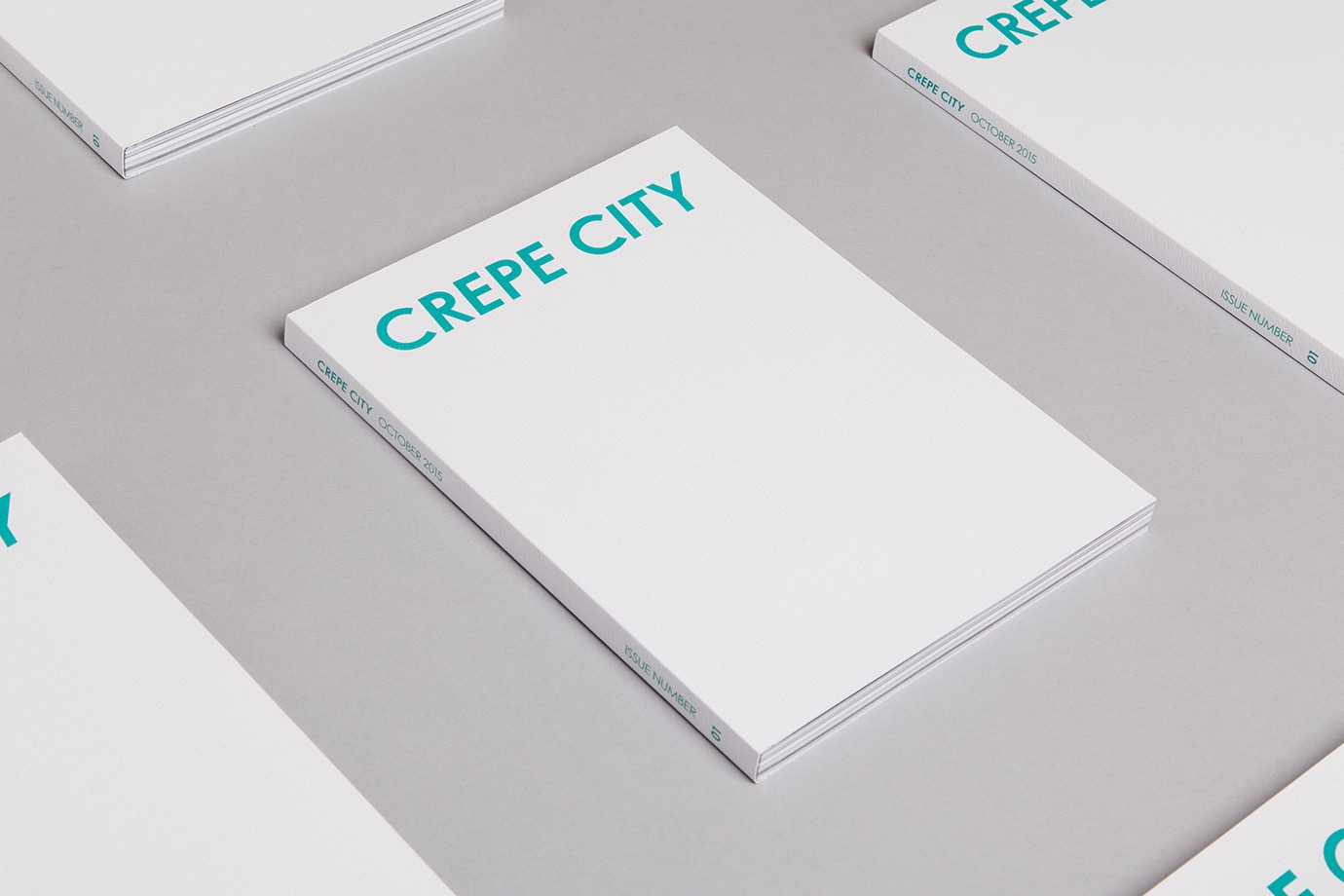 Crepe City Magazine #1