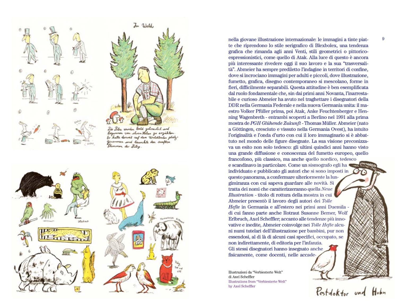 """Tolle Hefte, libro 1, """"Tolle Hefte. Libri folli e bellissimi"""", Orecchio Acerbo Edizioni"""