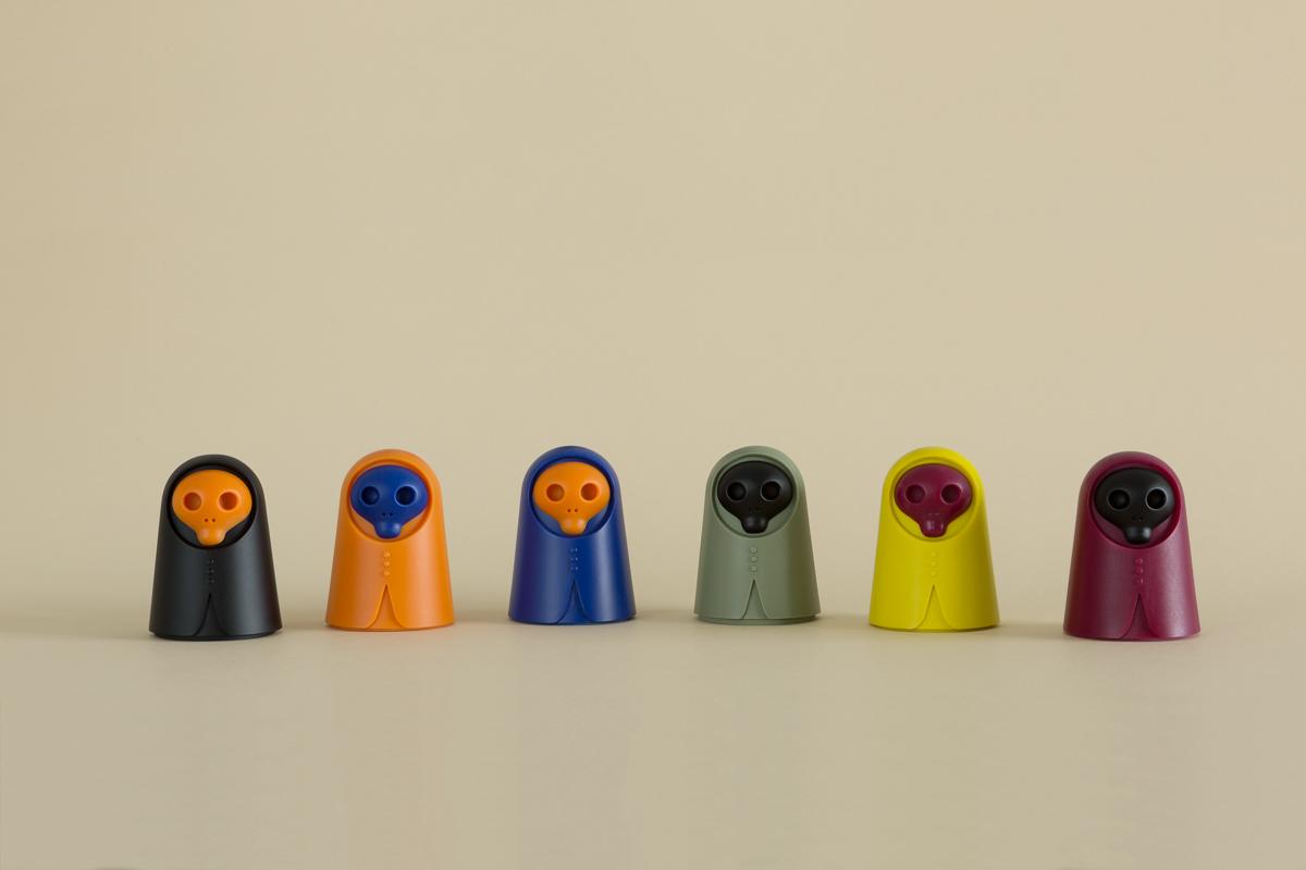 Il toy nelle varie versioni originali (courtesy: NVDRS)