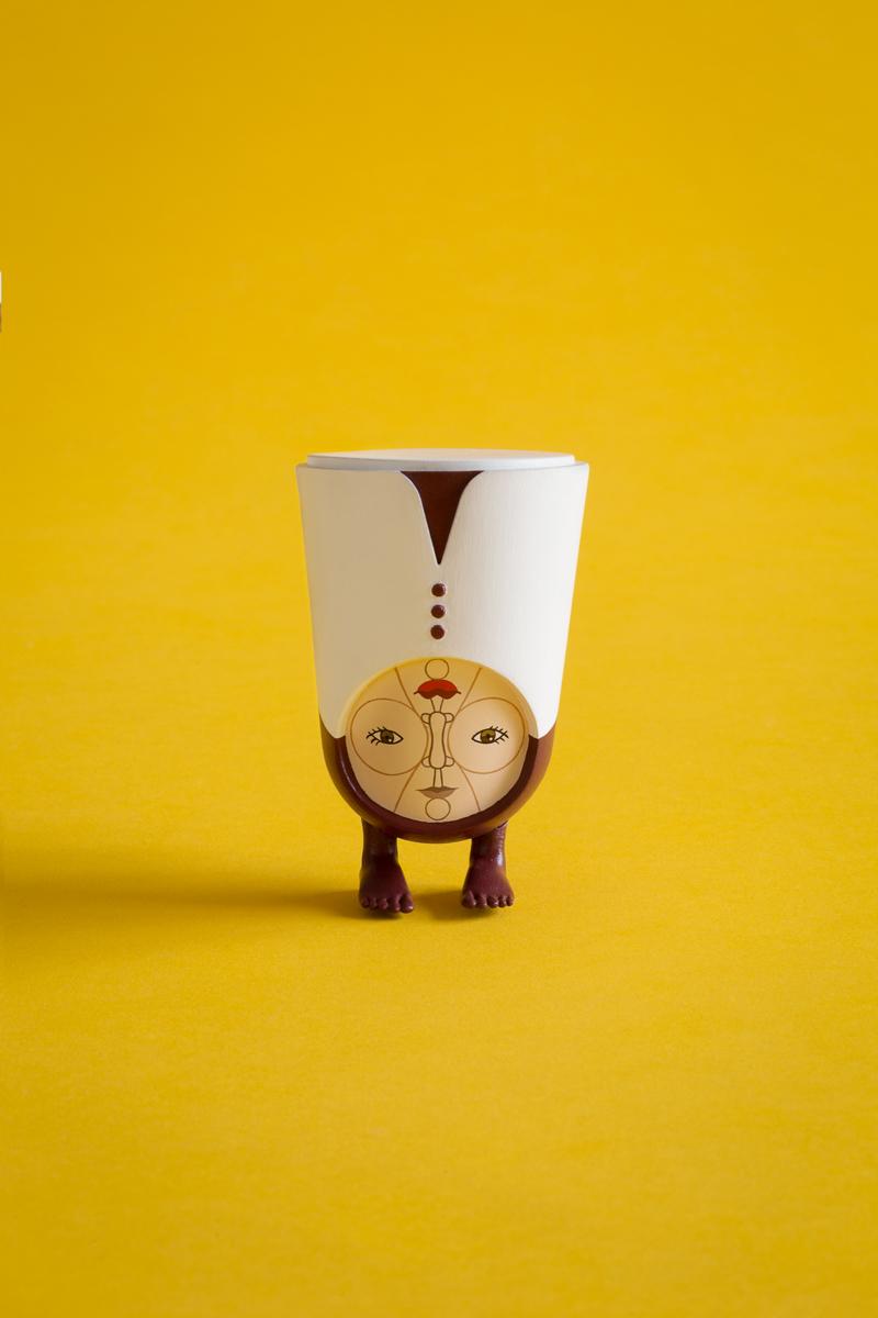 Project #0: il designer toy di NVDRS, personalizzato da ...