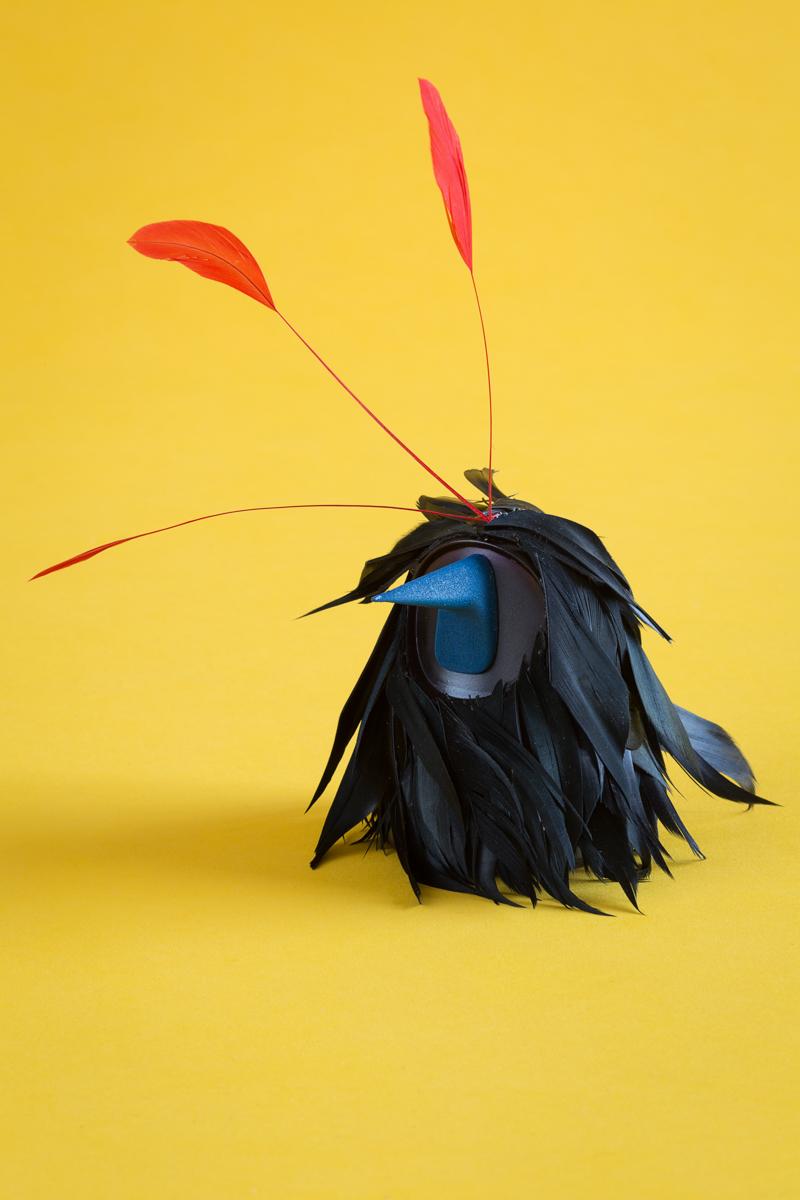 """Ututu"", customizzato da Sopa Design Studio (foto: Davide Farabegoli; courtesy: NVDRS)"