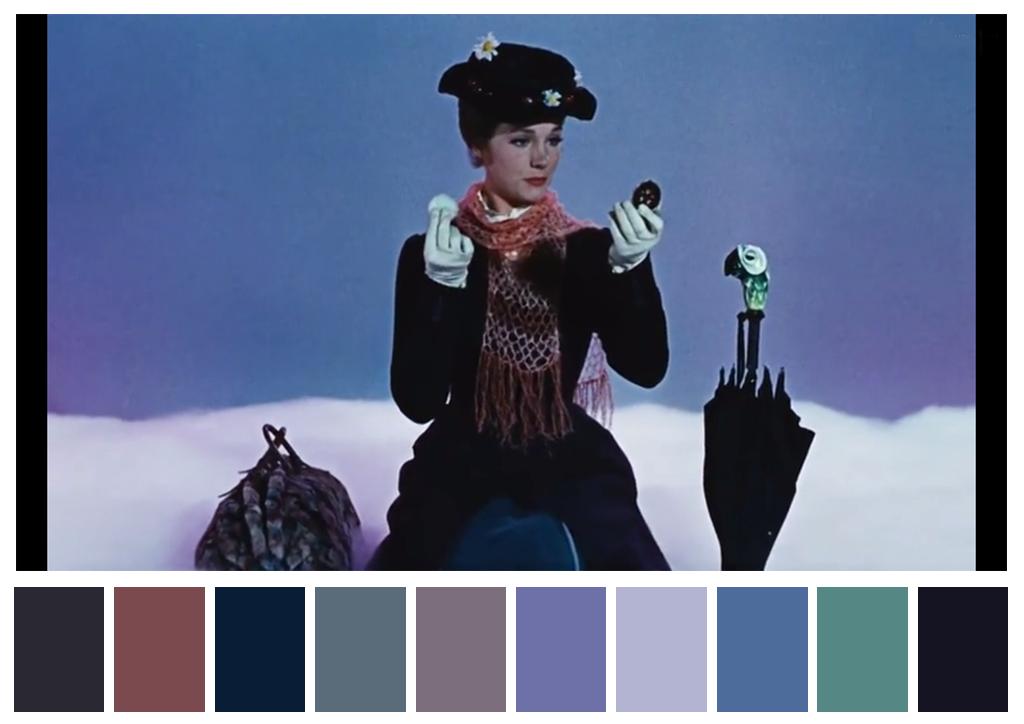 Mary Poppins, di Robert Stevenson, 1964