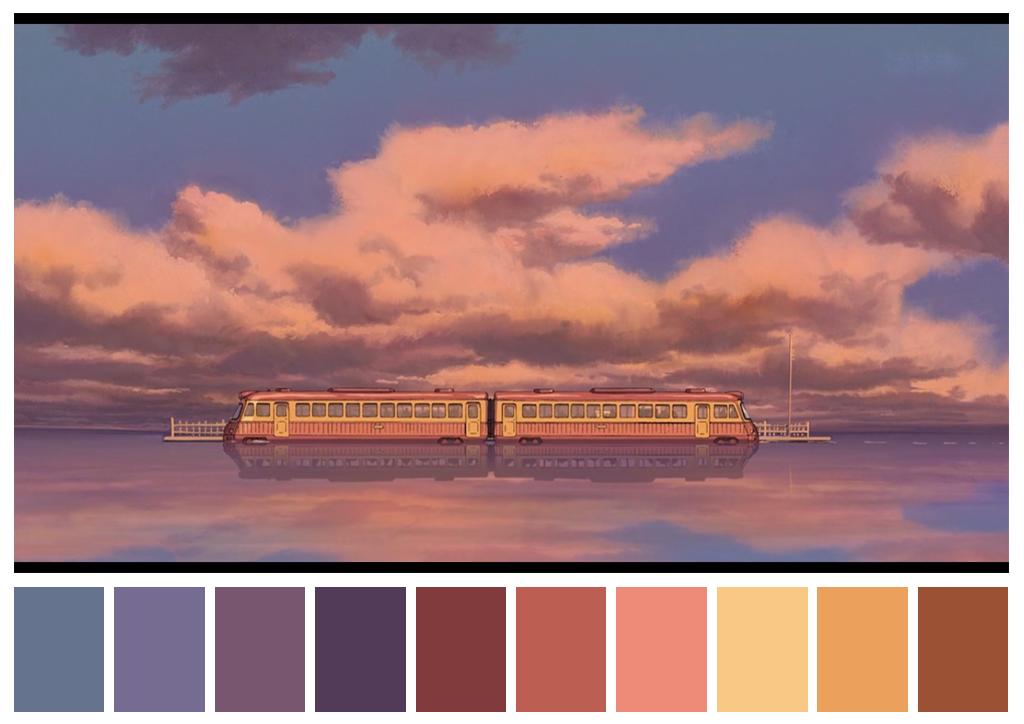 La città incantanta, di Hayao Miyazaki, 2001