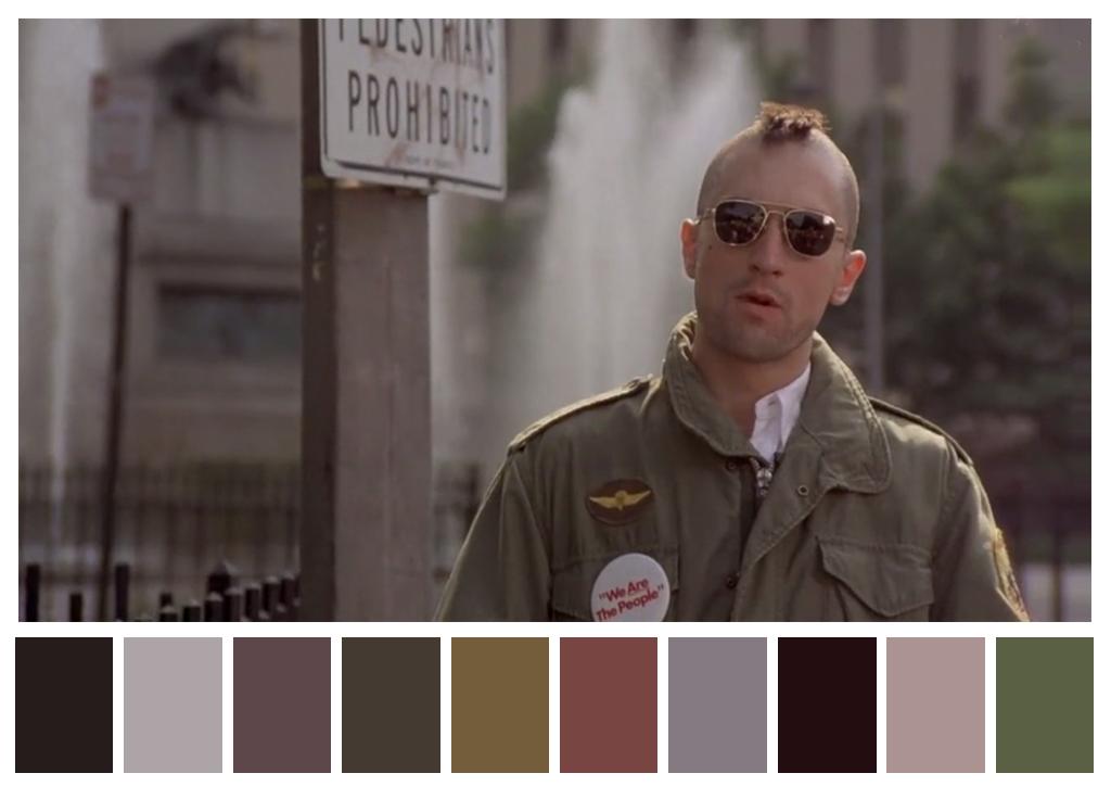 Taxi Driver, di Martin Scorsese, 1976