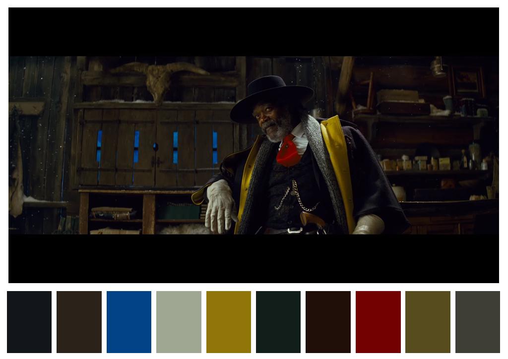 The Hateful Eight, di Quentin Tarantino, 2015