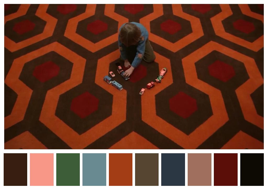 Shining, di Stanley Kubrick, 1980