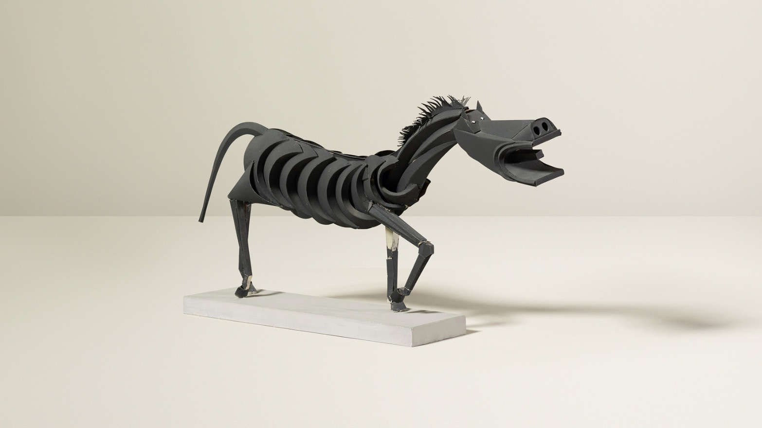 "Irving Harper, ""Untitled (Guernica Horse)"""