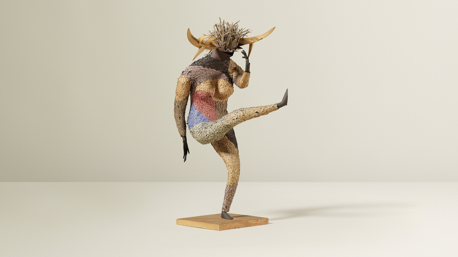 "Irving Harper, ""Untitled (Dancing Figure)"""