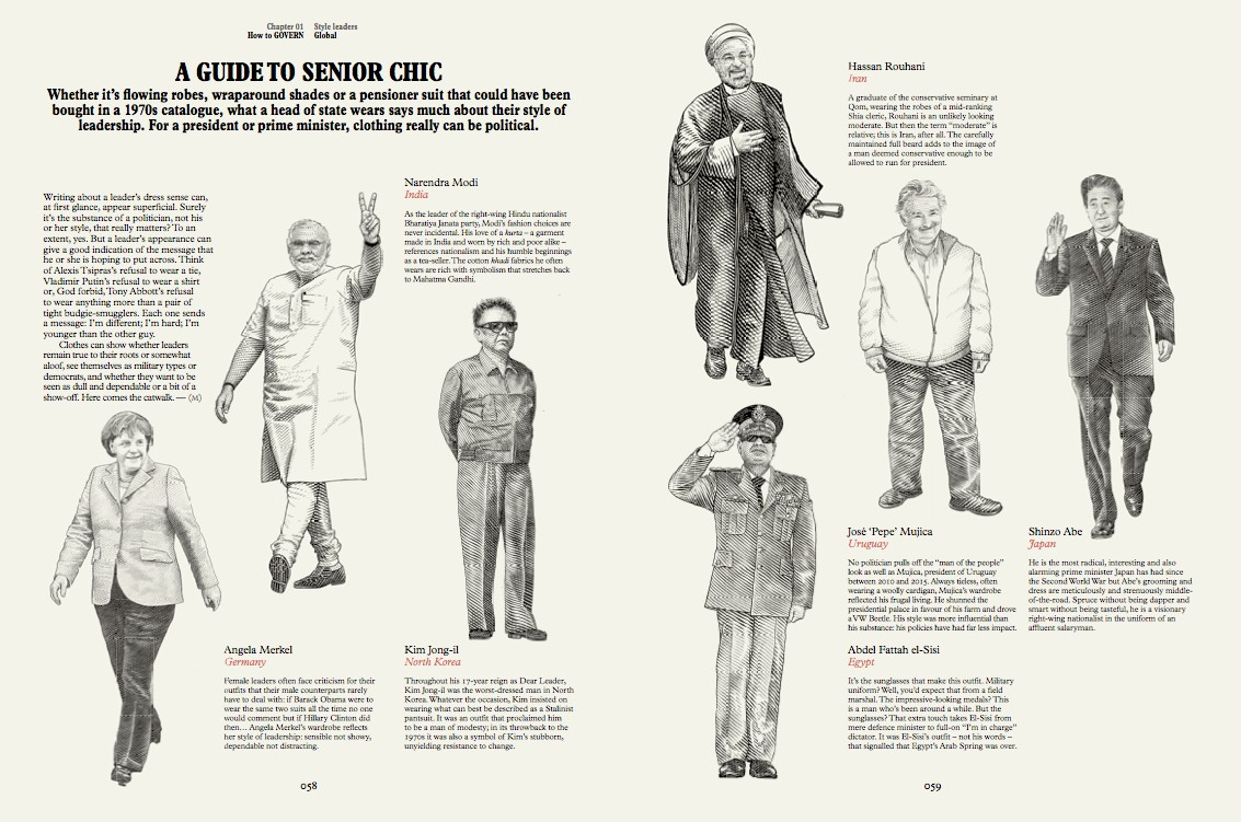 How to Make a Nation: A Monocle Guide, Gestalten 2016