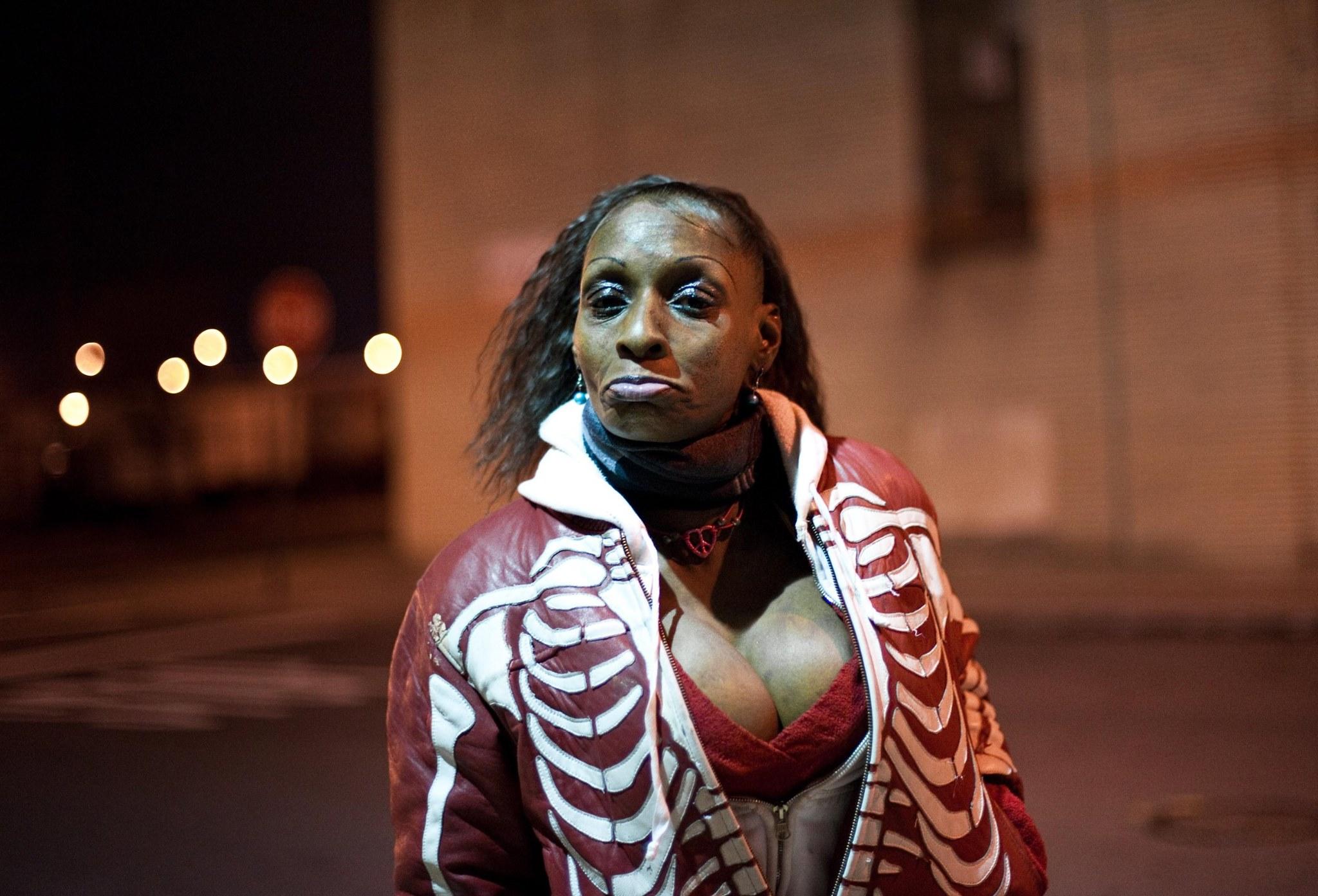 """Chris Arnade, """"Cynthia: Hunts Point, Bronx"""", 2012"""