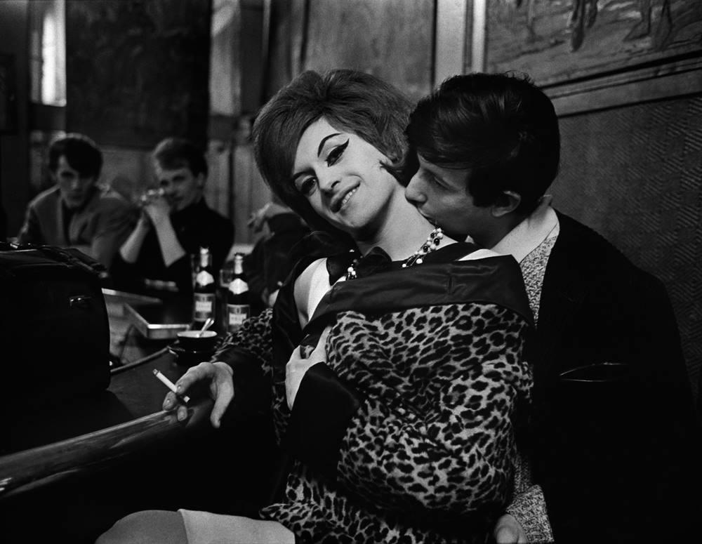 """Christer Strömholm, """"Les Amies de Place Blanche"""", anni '60"""