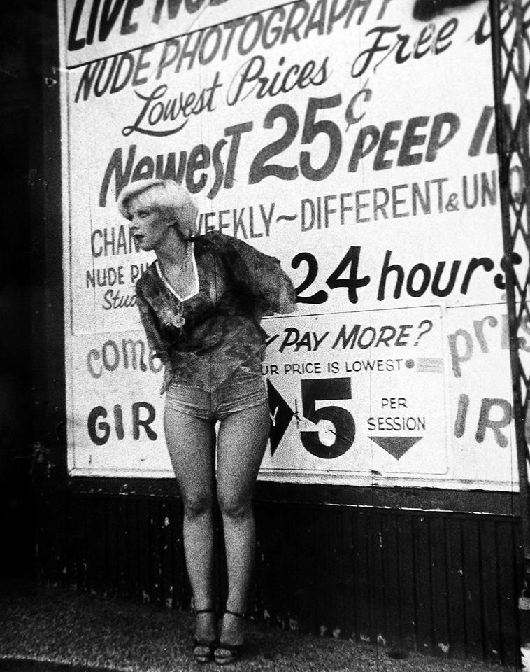 """Leon Levinstein, """"New York"""", 1965"""