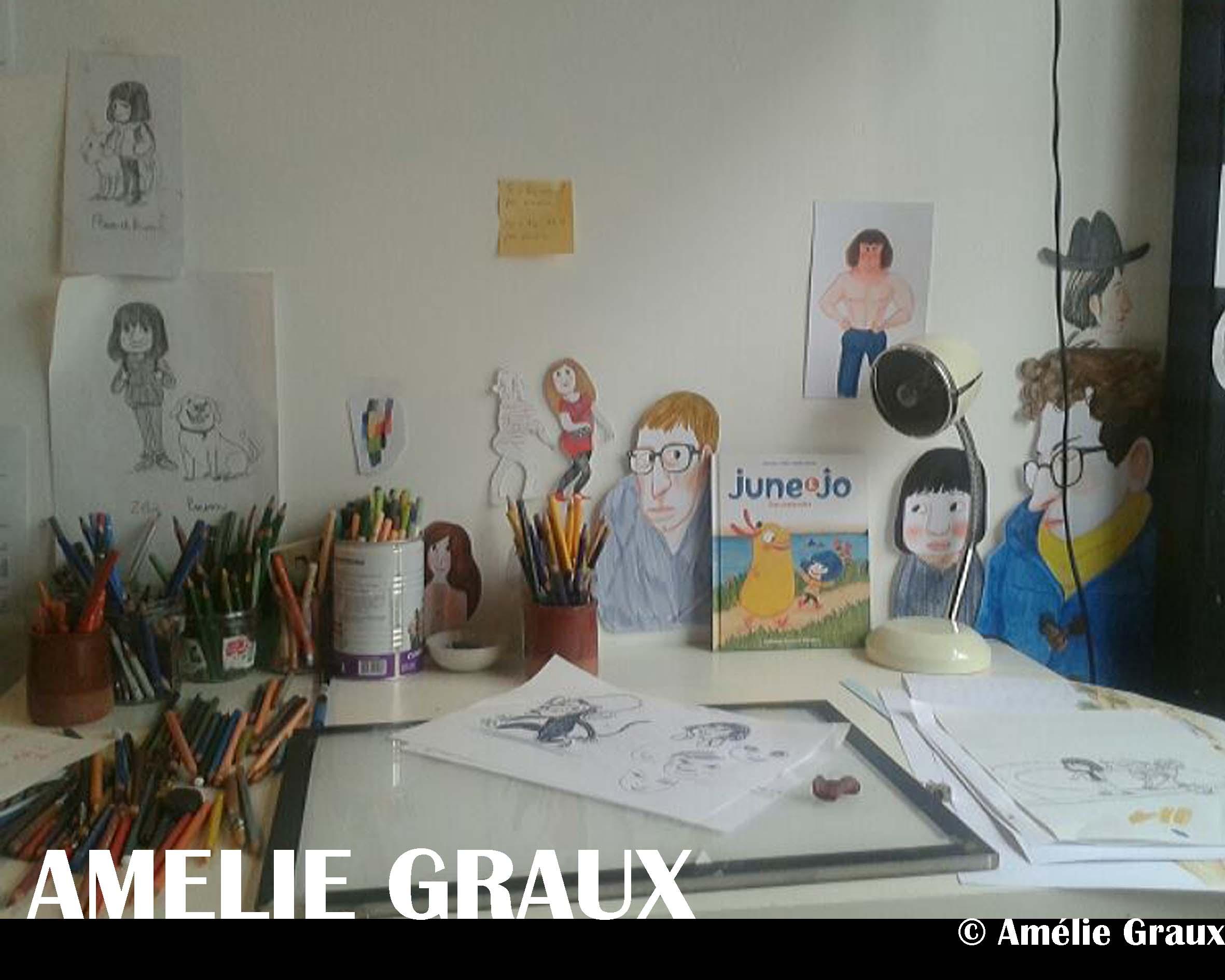 Amélie Graux