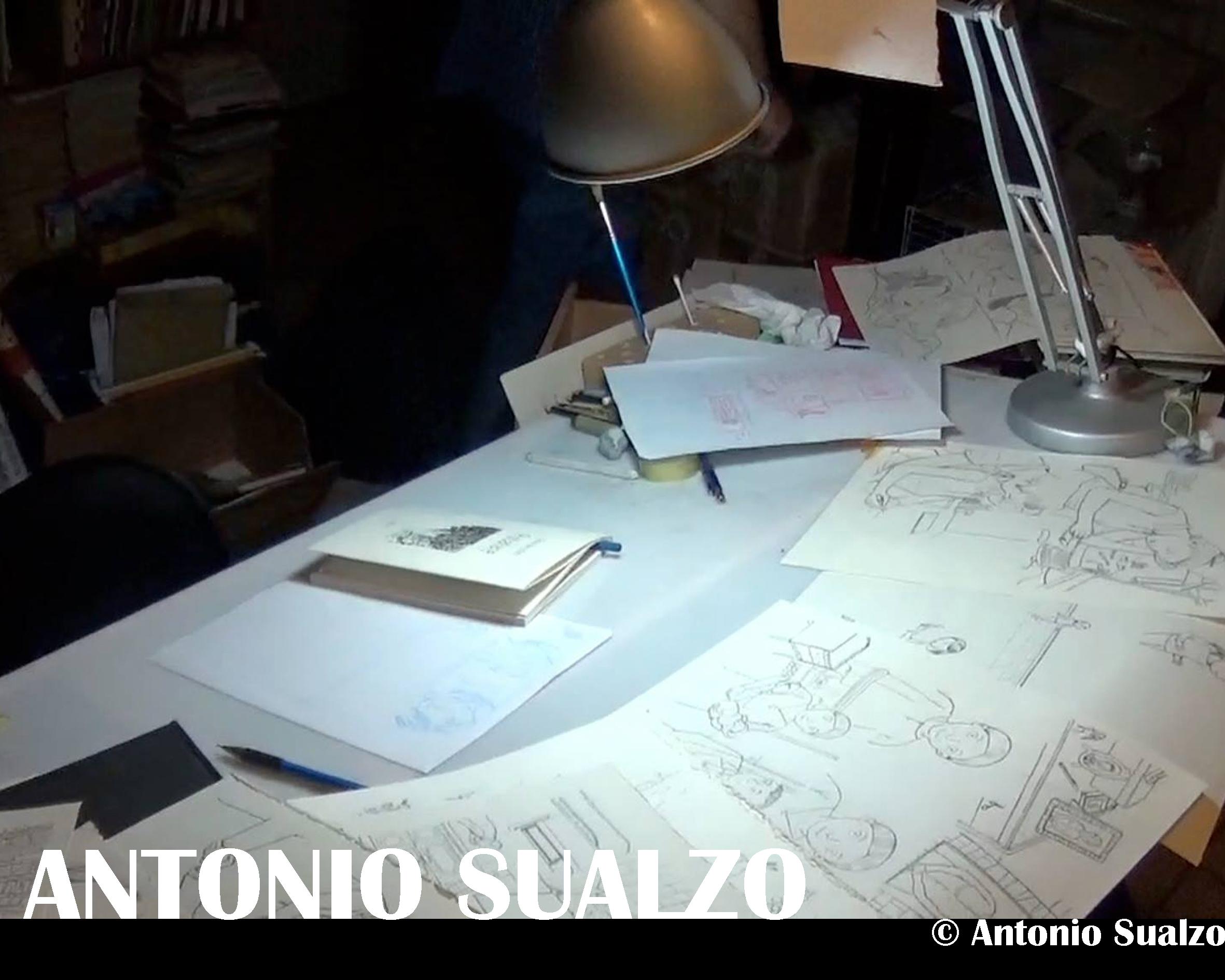Antonio Sualzo